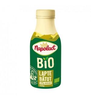 Lapte batut 2% BIO Napolact 330g