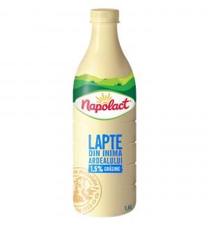 Lapte din inima Ardealului 1.5% Napolact 1.6L
