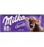 Ciocolata Milka Lapte alpin 100g