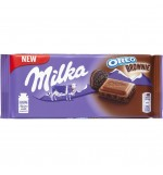 Ciocolata Milka Oreo Brownie 100g