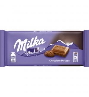 Ciocolata Milka Mousse de ciocolata 100g