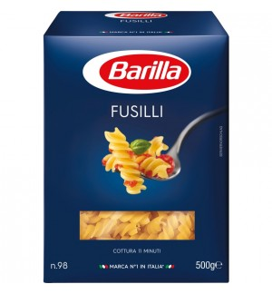Paste Barilla Fusilli