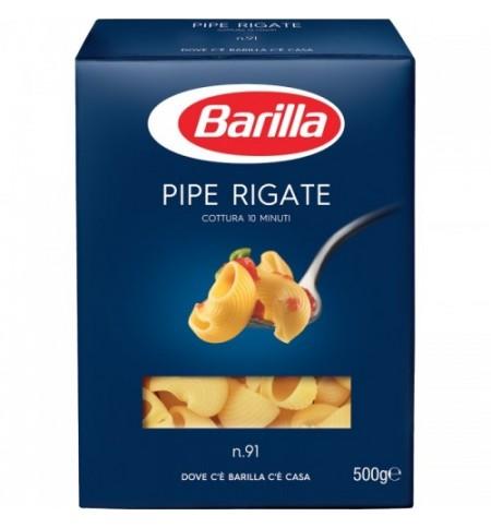 Paste Barilla Pipe Rigate